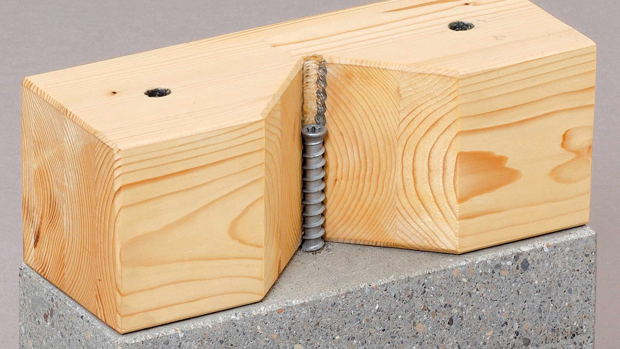 MULTI-MONTI®-TimberConnect | HECO Schrauben